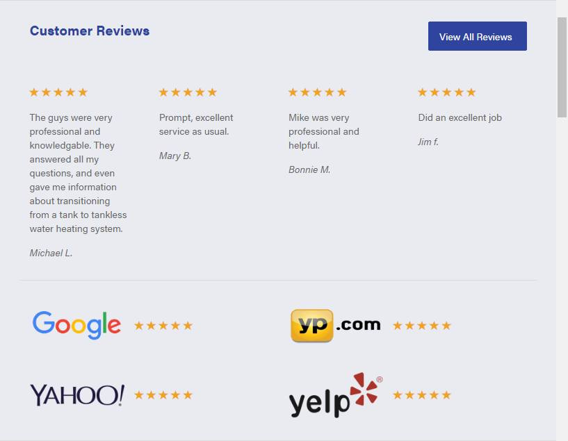 google customer reviews rochester plumber_mediumwell